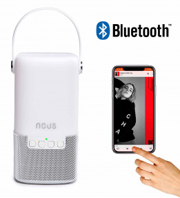 Bluetooth speakers NOUS H2 White