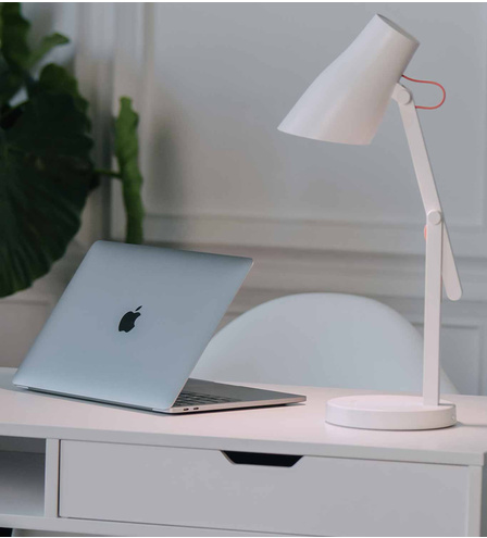 LED Desk Lamp NOUS S5 with Wireless Charger