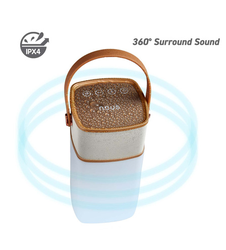 Bluetooth speakers NOUS H4 Gold