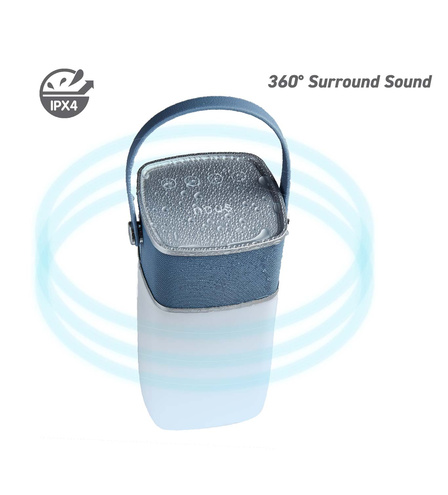 Bluetooth speakers NOUS H4 Silver