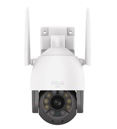 NOUS W4 Smart WiFi PTZ Outdoor IP Camera FullHD 1080p